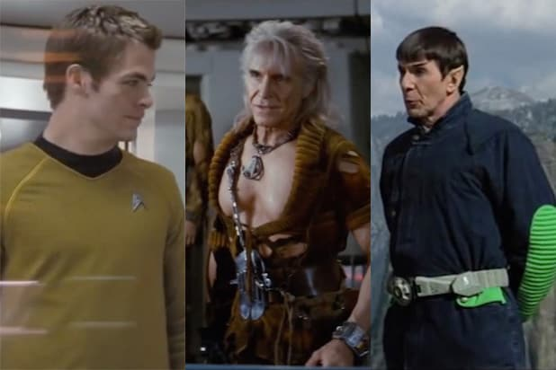 All 13 'Star Trek' Movies Ranked From Worst to Best (Photos)
