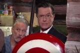 Stephen Colbert Jon Stewart