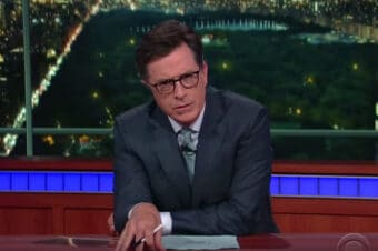 Stephen Colbert The Late Show