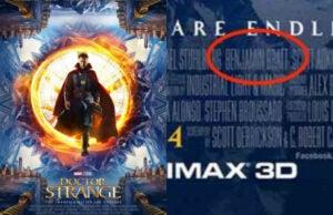 Doctor Strange Benjamin Bratt