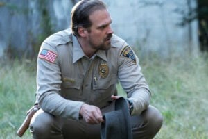 Stranger Things Hopper Season 2 fan theory