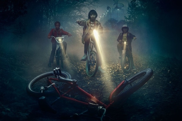 Stranger Things Season 1 netflix weekend binge watch