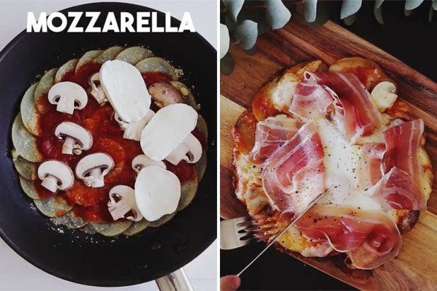 Tastemade pizza