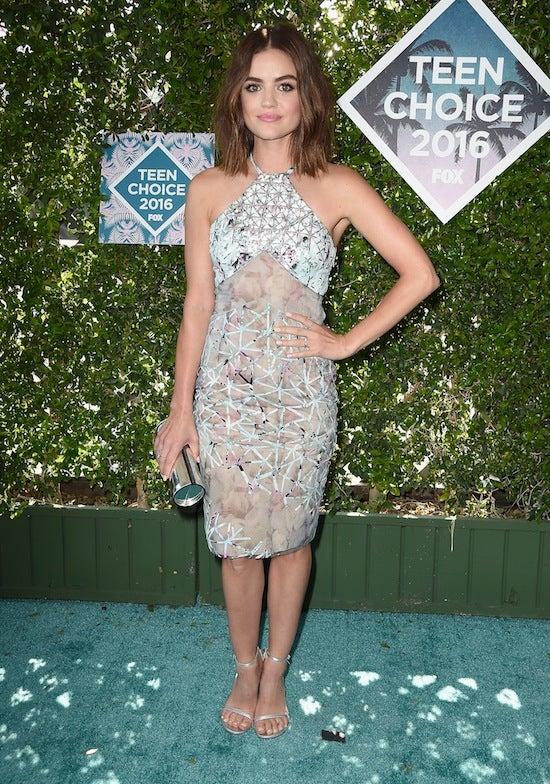 Teen Choice Awards Lucy Hale