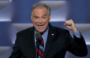 Tim Kaine Democratic Convention