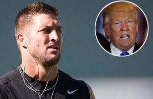 Tim Tebow and Donald Trump