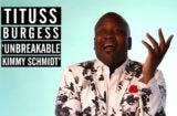 Tituss Burgess Unbreakable Kimmy Schmidt