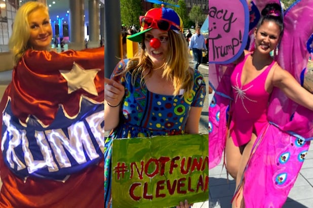 Republican National Convention Brings Out the Crazies (Photos)