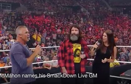 WWE Draft GMs