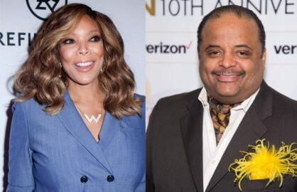 Wendy Williams Roland Martin