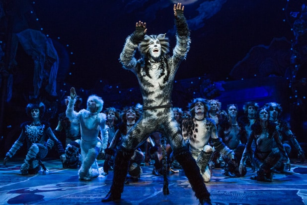 'Cats' Broadway Review: Andrew Lloyd Webber's Hit Is Back for a 10th Life
