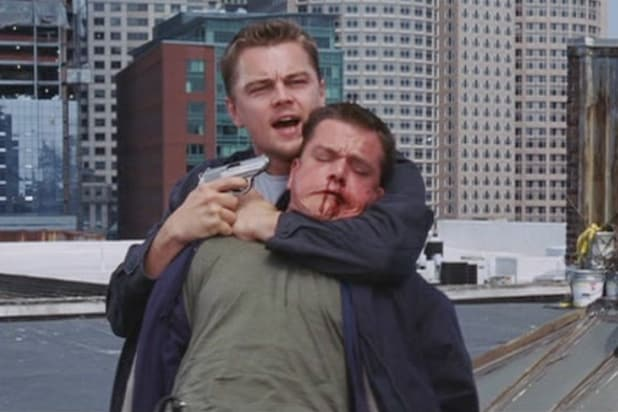 departed matt damon leonardo dicaprio