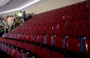 dnc empty seats democratic convention