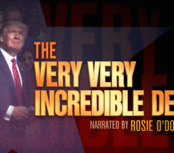 donald trump daily show