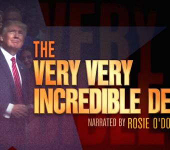 donald trump daily show