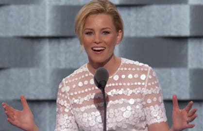 elizabeth banks democratic convention