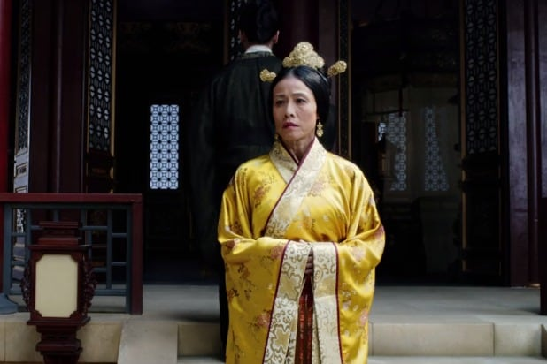 empress dowager marco polo