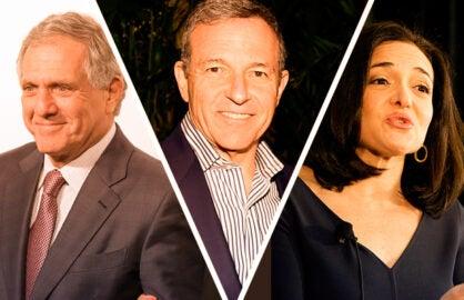 Sun Valley executives