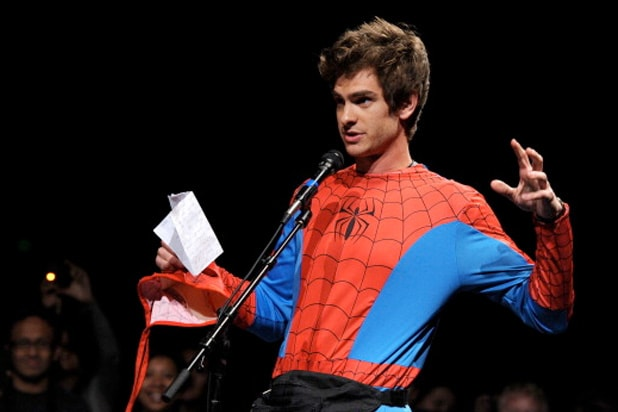 andrew garfield comic-con
