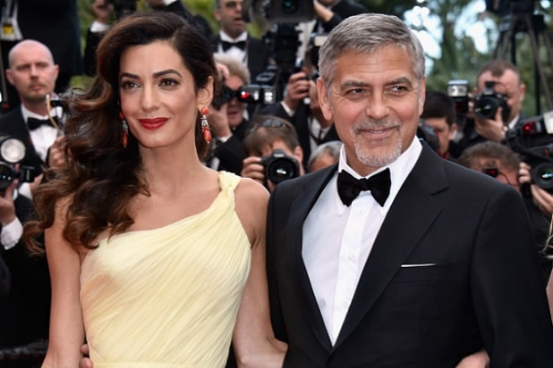 George And Amal Clooney Are Now Parents To Twins