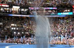 Hillary Clinton Disappear