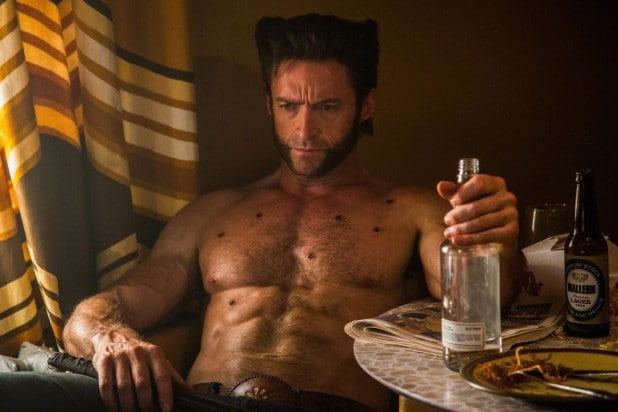 Hugh Jackman Wolverine X-Men Days of Future Past