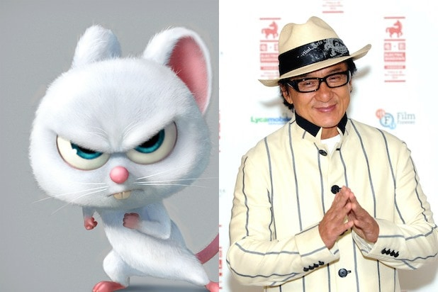 Jackie Chan Will Voice Mr Feng
