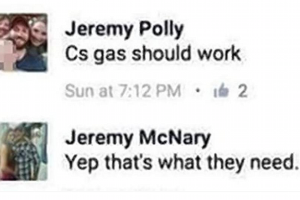 jeremy mcnary black lives matter