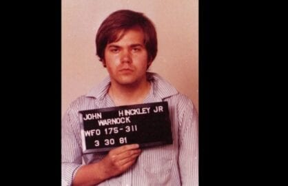 john hinckley released