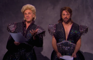 jimmy kimmel christoph waltz siegfried and roy