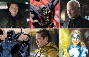 Legends of Tomorrow Season 2 Casting