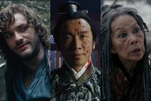 meet d7f35 1f287 33 Major 'Marco Polo' Characters, Ranked (Photos)