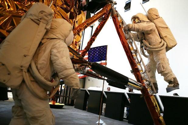 Vivian Kubrick Rips Moon-Landing Conspiracy Theorists