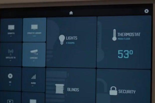 mr. robot smart home
