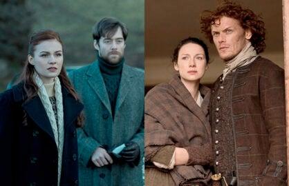 Outlander Season 2 Finale Dragonfly in Amber