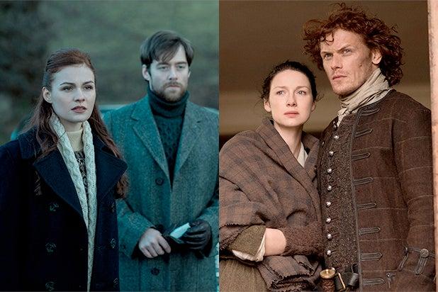 Outlander Cast Hookup In Real Life
