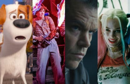 secret life of pets ghostbusters jason bourne suicide squad