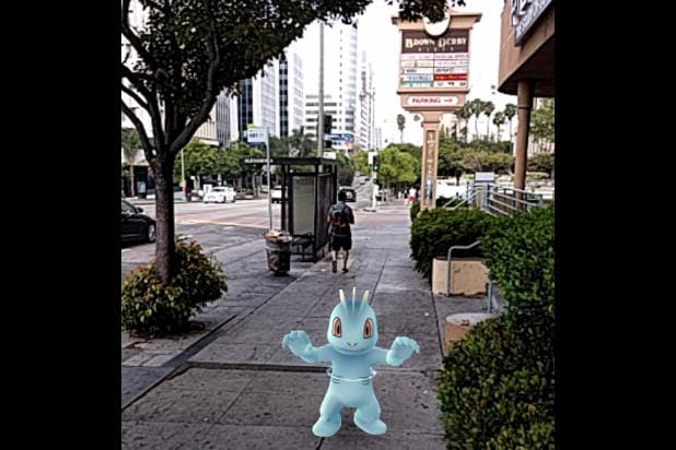 pokemon go machop