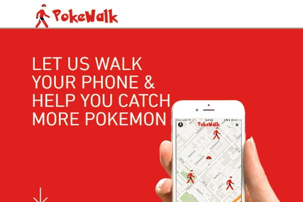 pokemon go pokewalk