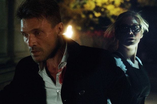 The Purge Election Year Frank Grillo Elizabeth Mitchell