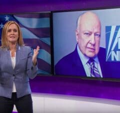 samantha bee roger ailes fox news