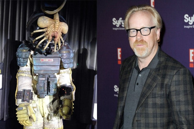 adam savage comic-con