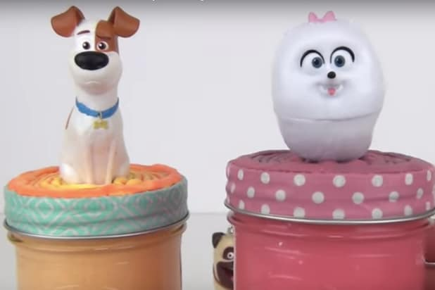 DIY Secret Life of Pets