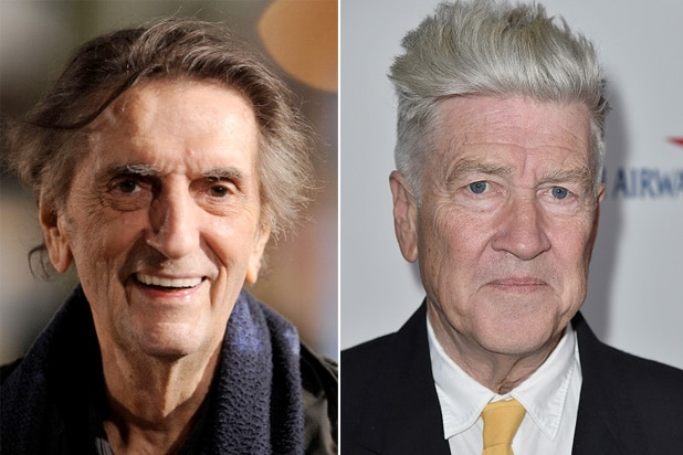 harry dean stanton david lynch