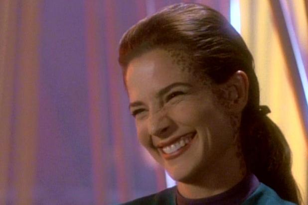 Star Trek Jadzia Dax