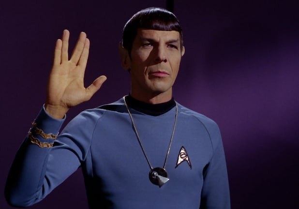 Star Trek Spock