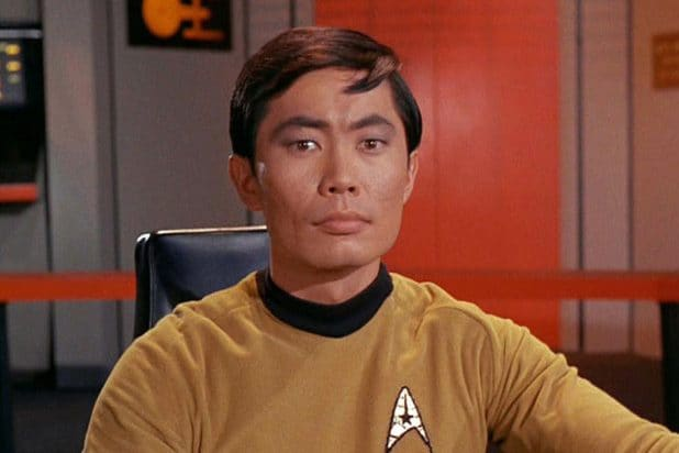 Star Trek Sulu