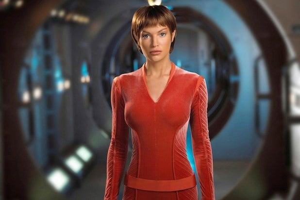 Star Trek T'Pol
