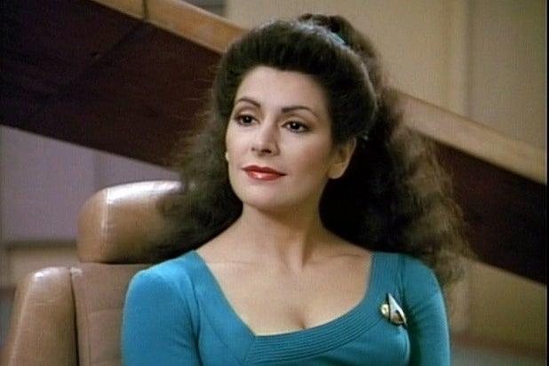 Star Trek Troi