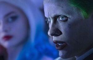 Suicide Squad Jared Leto Margot Robbie
